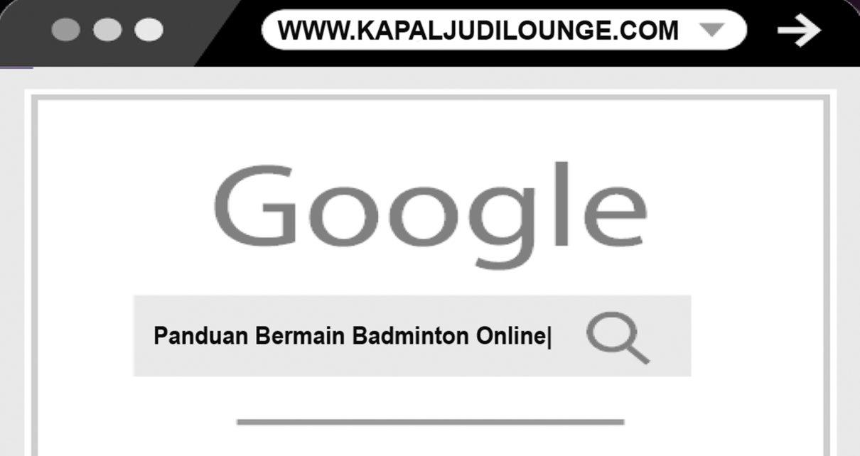 Panduan Bermain Badminton Online