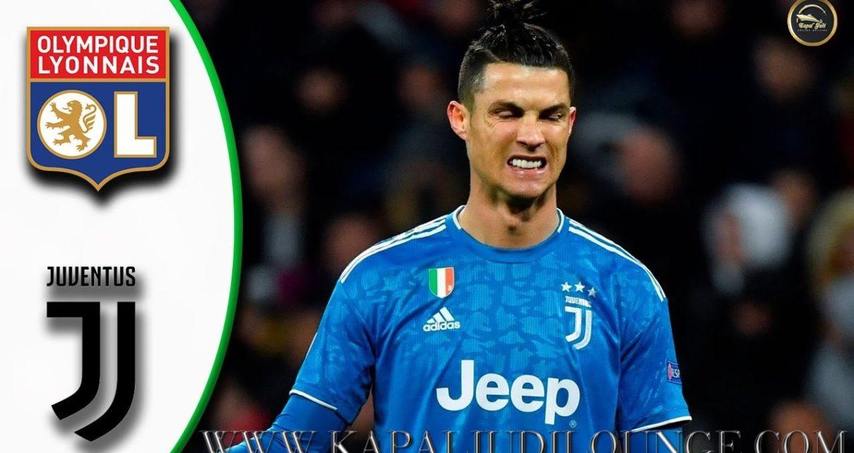 Juventus Harus Menelan Kekalahan Kontra Lyon Champions League