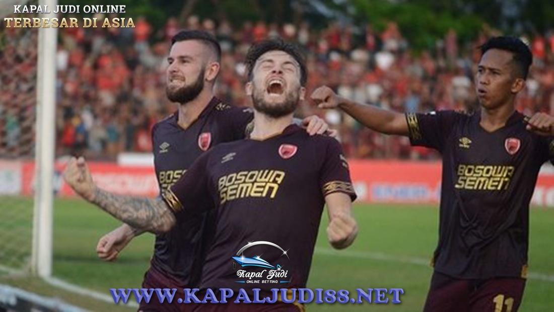 PSM Rajin Berlatih Mendekati Mulainya Liga 1 2020