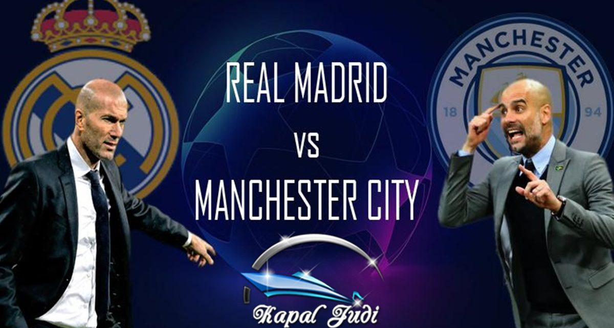 Prediksi Real Madrid VS Manchester City