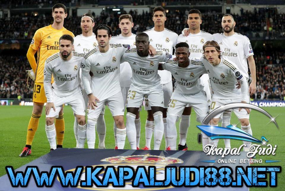Mental Pemain Real Madrid Wajib Ditingkatkan