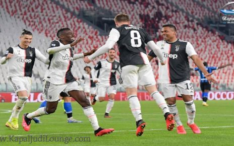 Pemain Juventus Dan Pelatih Sepakat Potong Gaji