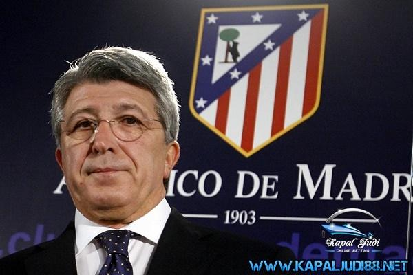 Pemain Atletico Madrid Tak Keberatan Gajinya Dipotong