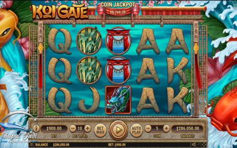 Menang Slot 286 Juta Cair dalam 5 Menit!!!