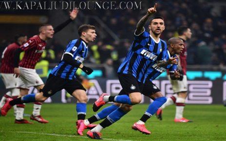 Pemain Inter Milan Meninggalkan Italy Karena Virus Corona