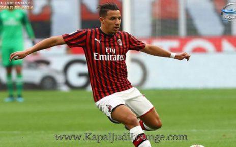Pemain AC Milan Bermain Tanpa Penonton Merasa Ada Yang Beda