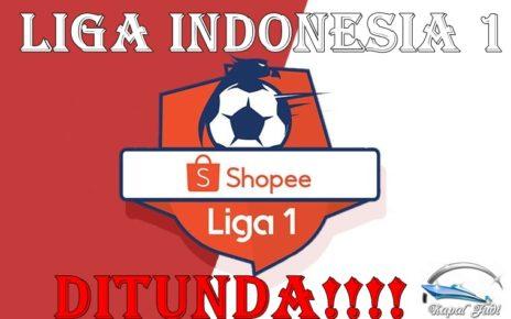 Liga Indonesia juga Diberhentikan