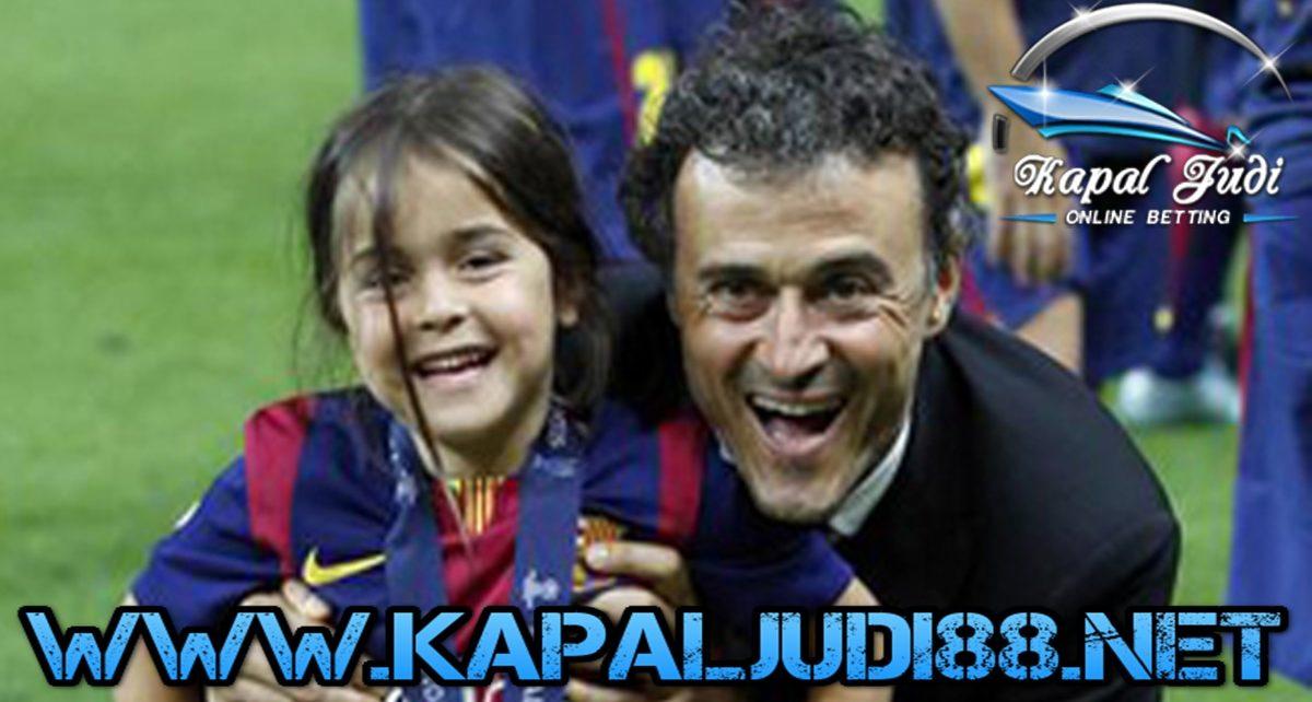 Luis Enrique Dikabarkan Balik Ke Barcelona