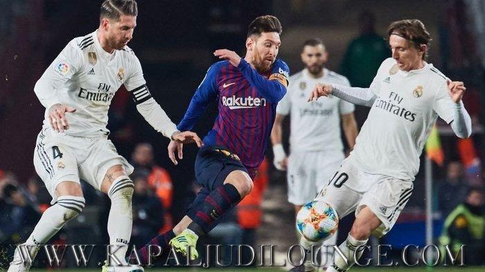 Membuktikan Siapa Yang Terbaik Di Spain La Liga