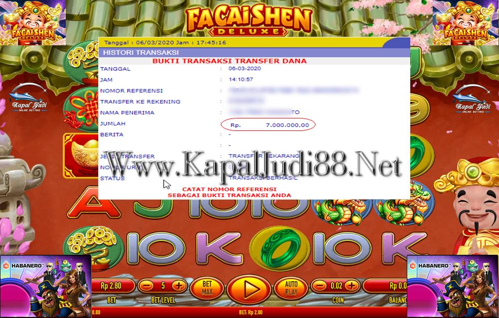 Jackpot Bermain Slot Di KapalJudi88 Net