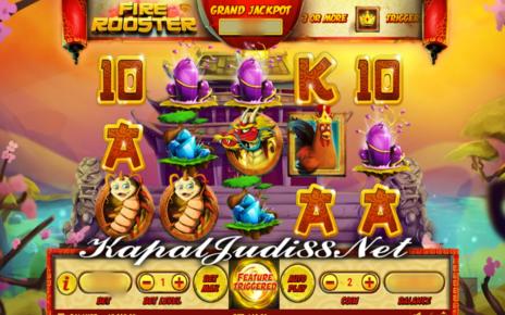 Info Kemenangan Bermain Slot Habanero Fire Rooster