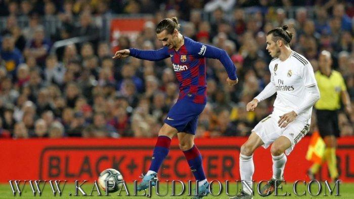 Real Madrid Berhasil Salip Kembali Posisi Puncak Klasemen La Liga