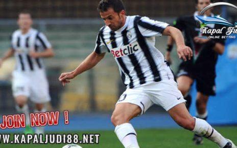 Del Piero Menolak Tawaran Barcelona Tetap Setia Sama Juventus