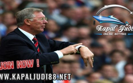Kebiasaan Unik Sir Alex Ferguson Saat Latih Manchester United