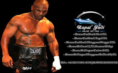 Mike Tyson Berlatih Keras untuk Tampil Sempurna