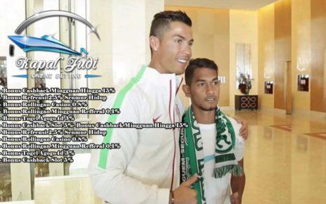 Ronaldo dan Martunis Sepaham