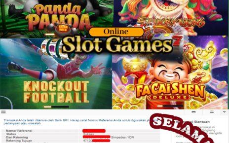 Info Kemenangan Terbesar KapalJudi Bermain Slot Games