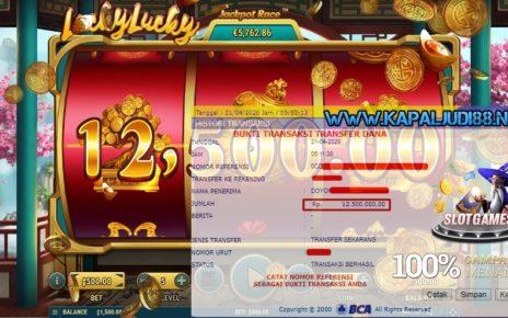 Info Kemenangan Besar Kapal Judi Bermain Slot Games