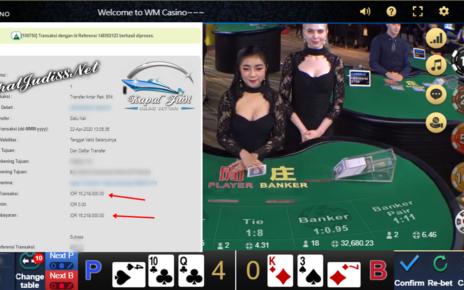 WM Casino Info Kemenangan KapalJudi