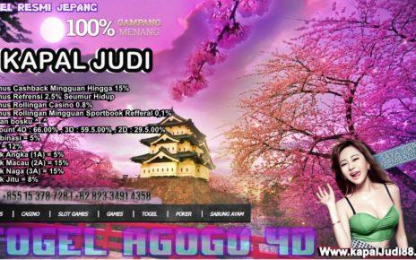Prediksi Togel Agogo4D 21 Juli 2020