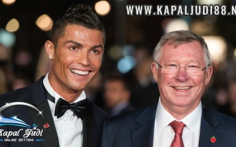 Cristiano Ronaldo Bawah Asuhan Sir Alex Ferguson