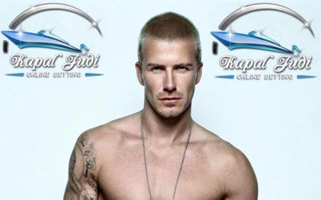 David Beckham Melakukan Trend