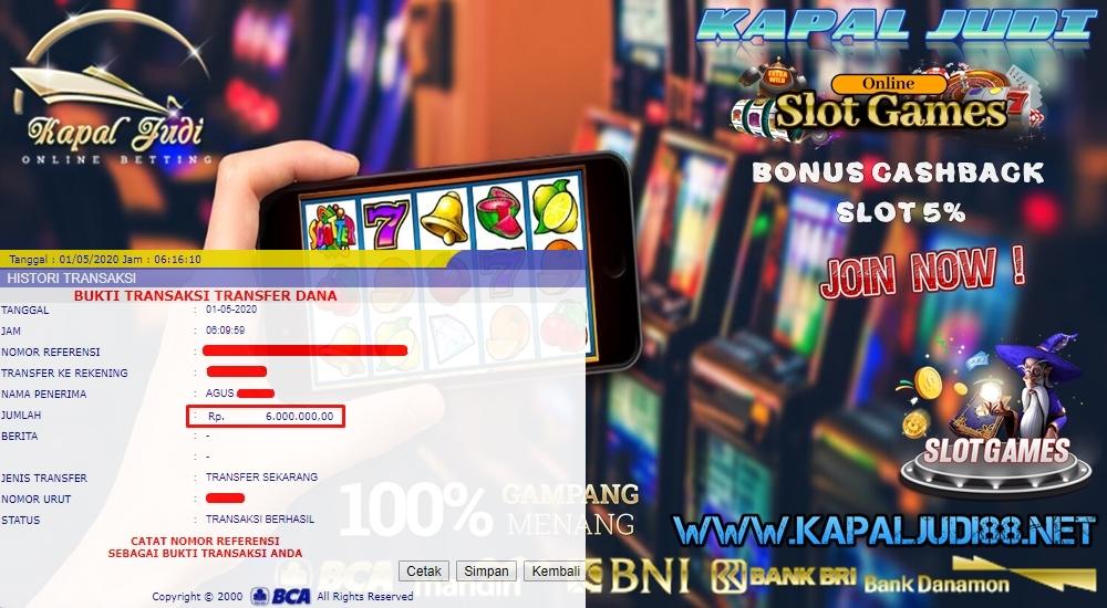 Info Kemenangan Terbesar KapalJudi Dalam Permainan Slot Habanero