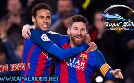 Neymar Sangat Memang Sangat Mencintai Messi