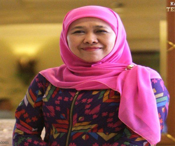 Dihari Kartini Gubernur Jawa Timur Semangatkan Perempuan Untuk Menghadapi COVID-19