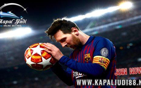 Messi Pindah ke Inter Milan Itu Sangat Mustahil