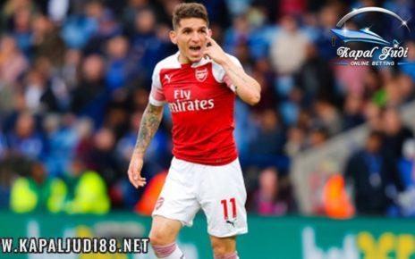 Gelandang Arsenal Membuka Peluang Untuk Gabung AC Milan
