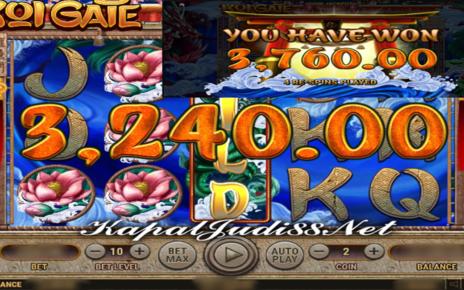 Info Kemenangan 1 April 2020 Slot Habanero Koi Gate