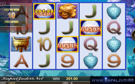 Slot JDB Moonlight Treasure Menang Banyak