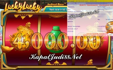 Info Kemenangan Bermain Slot Habanero Lucky Lucky Part 2