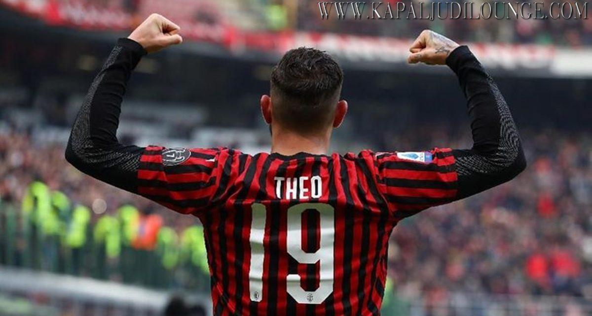 Theo Hernandez Menjadi Perhatian Klub Juventus Dan Barcelona