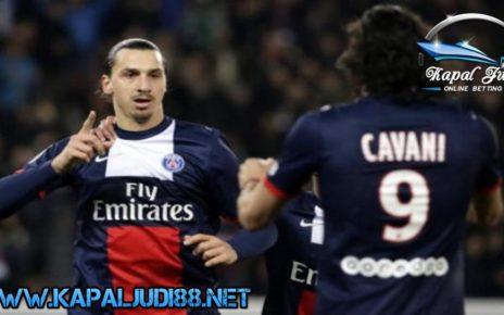 Ibrahimovic Selama Ini Sangat Begitu Membenci Dengan Cavani