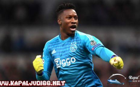 Diincar Chelsea Dan Barca Andre Onana Siap Tinggalkan Ajax