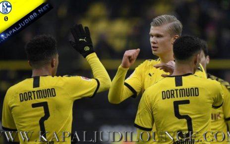 Borussia Dortmund Sikat Schalke Hingga Empat Gol
