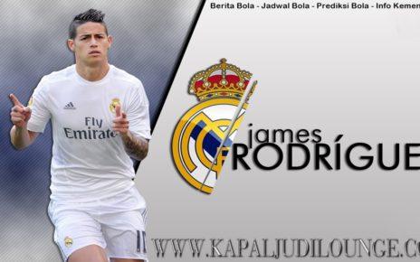 James Rodriguez Sangat Disarankan Hengkang Dari Real Madrid