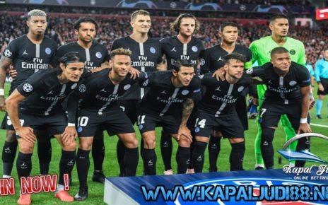 PSG Diputuskan sebagai Juara Liga Prancis 2019/2020