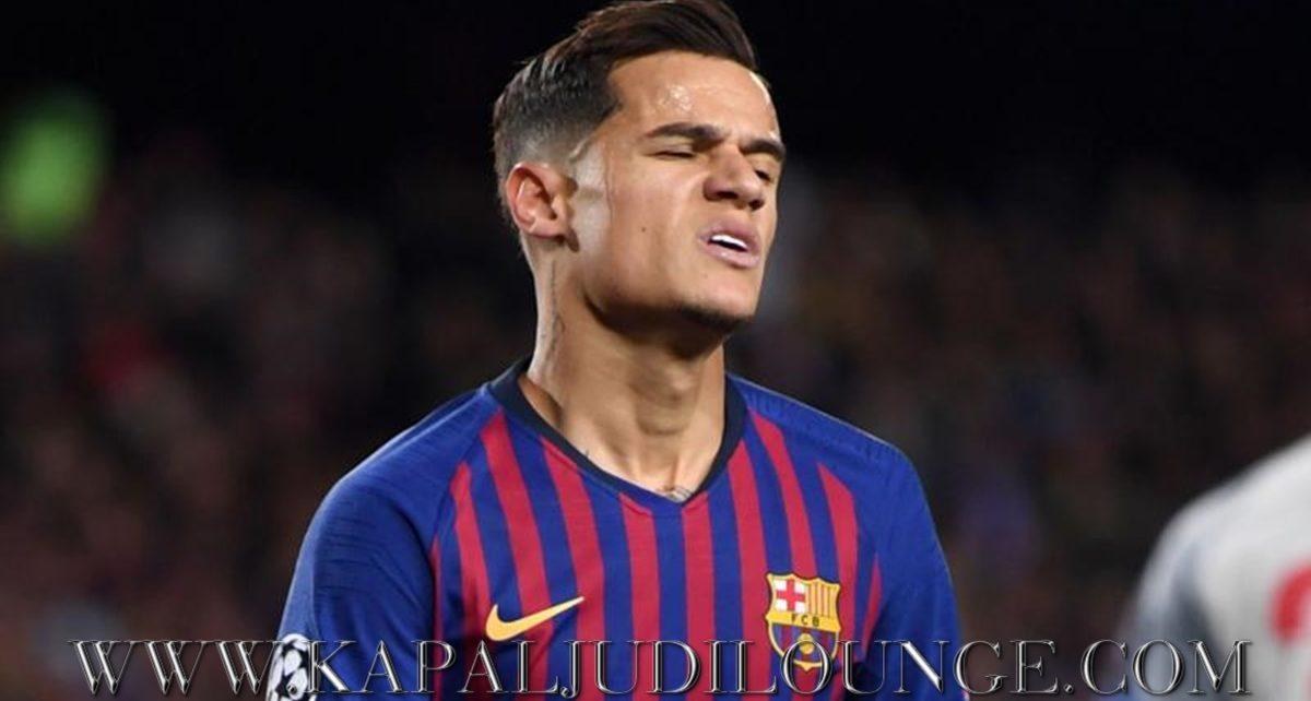 Bagaimana Nasib Philippe Coutinho Setelah Hengkang Dari Bayern Munchen