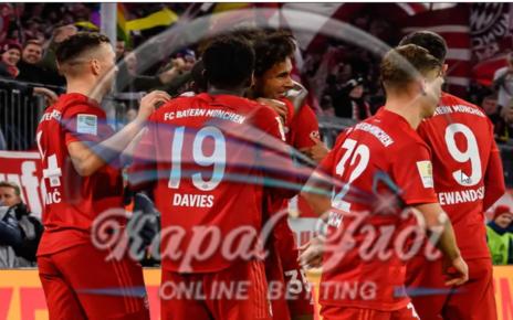 Apakah Bayern Munchen akan Comeback?