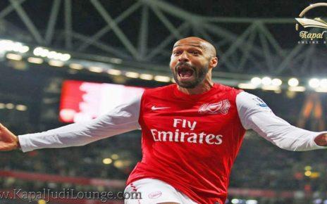 Thierry Henry Bukan Pemain Terbaik, Meski Pencetak Gol Terbanyak Arsenal