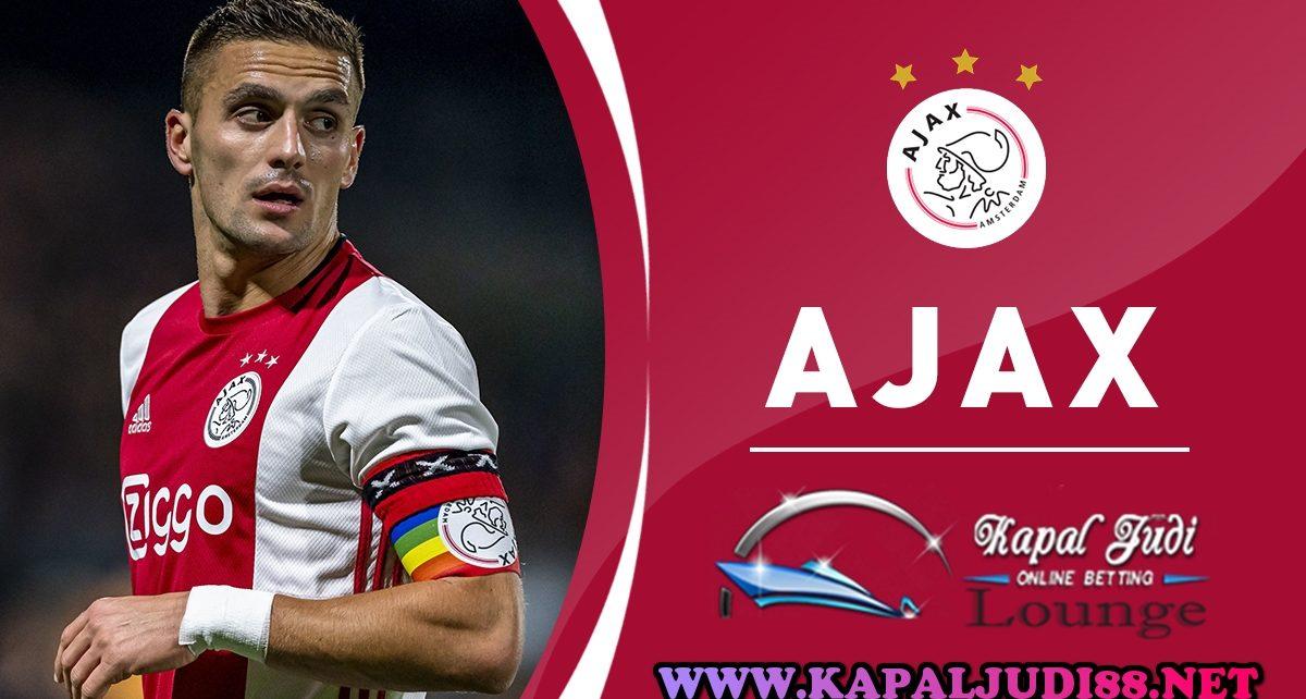 Ajax Tidak Akan Jual Pemainya - Pemainya Dengan Murah