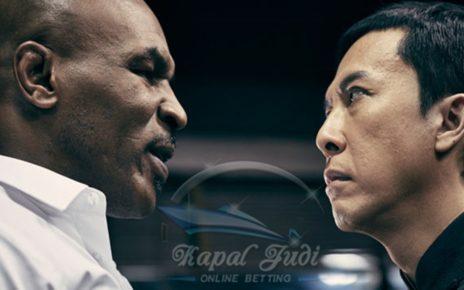 Mike Tyson Sang Goliat VS Donnie Yen = Jari Patah