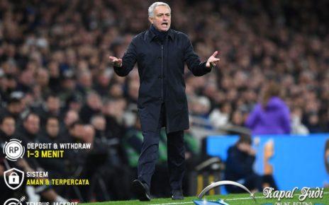 Saat Ini Jose Mourinho Incar Bek-bek Liga Italia