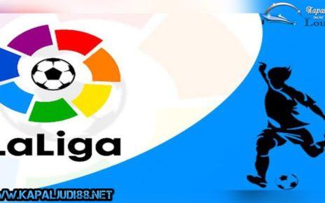 Berita Bahagia Liga Spanyol Akan Mulai 8 juni 2020