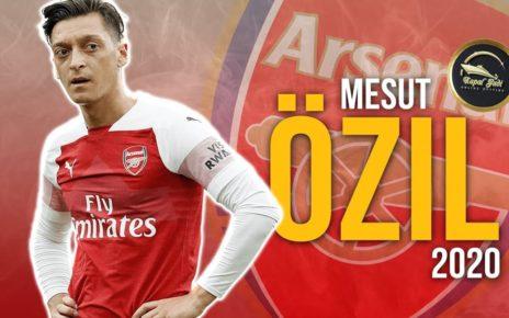 Mesut Ozil Pemain Paling Mahal Di Arsenal