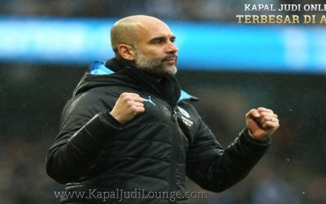 Pep Guardiola Berencana Melatih Klub Liga Italia