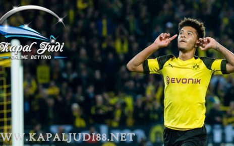 Tingkah Sancho di Luar Lapangan Bikin Dortmund Kewalahan